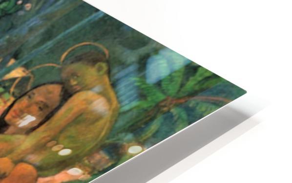 La Orana by Gauguin HD Sublimation Metal print