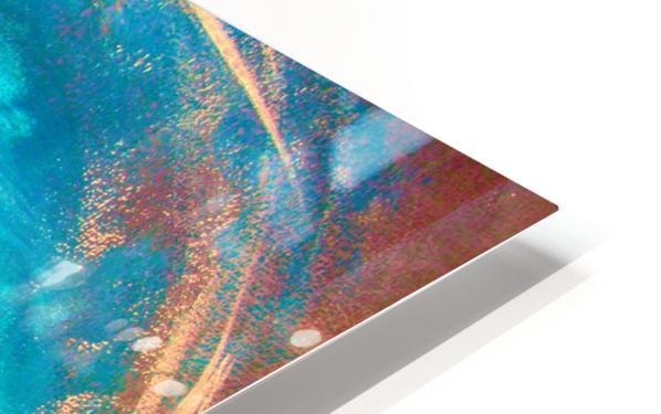 Glimpse of Black Hole No.3 HD Sublimation Metal print
