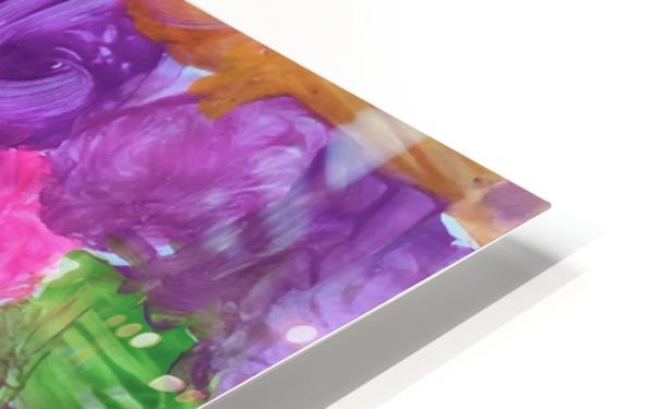Nola family HD Sublimation Metal print