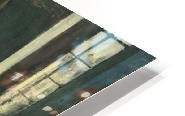 La Repetition au foyer de la danse by Degas HD Sublimation Metal print