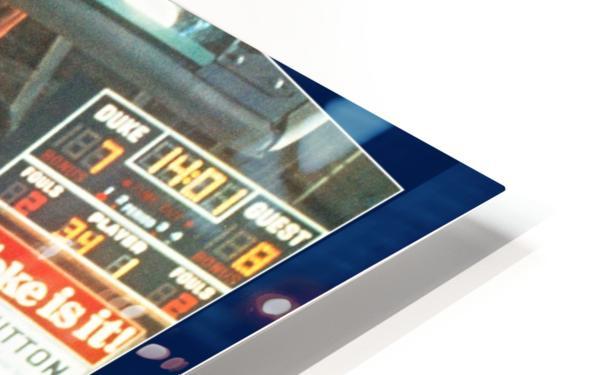 1984 johnny dawkins duke basketball dunk poster (1) HD Sublimation Metal print