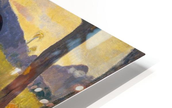 Paul Gauguin: When Will You Marry HD 300ppi HD Sublimation Metal print