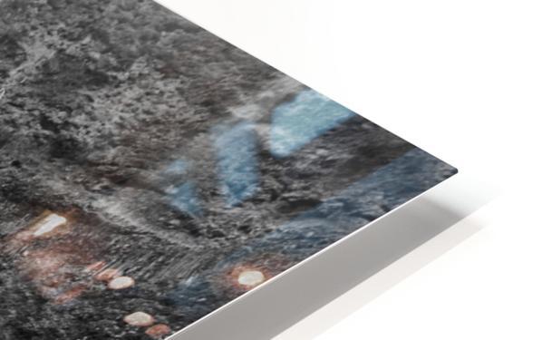 Multnomah 2 HD Sublimation Metal print