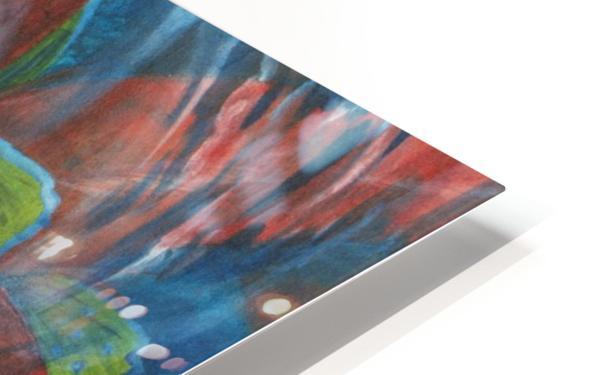 Sea Robins HD Sublimation Metal print