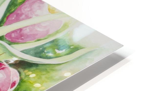 Summer Flavor: Raspberry I HD Sublimation Metal print