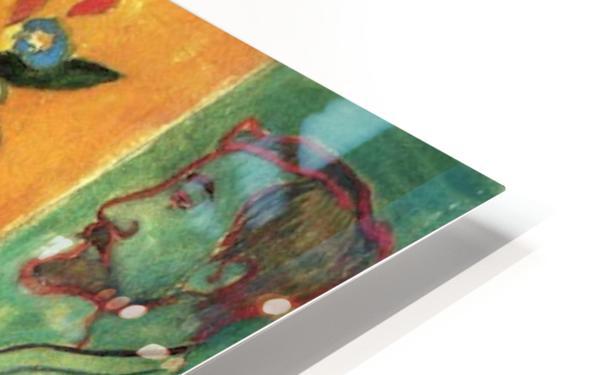 Les Miserables by Gauguin HD Sublimation Metal print