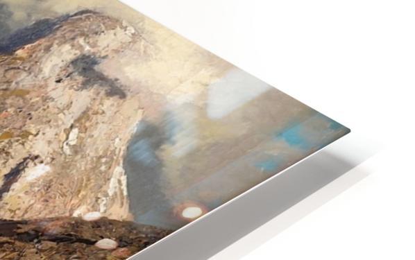 Sommer im Fjord HD Sublimation Metal print