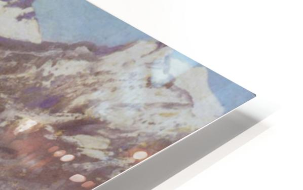 A view of Como HD Sublimation Metal print