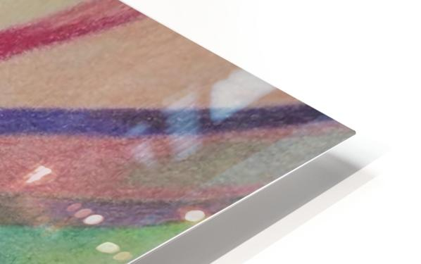 Faye Realm  HD Sublimation Metal print