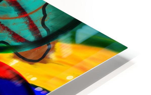 Creating Life HD Sublimation Metal print