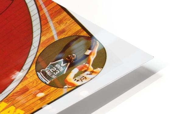 1987 nbc college basketball dick enberg al mcguire nbc sports ad HD Sublimation Metal print