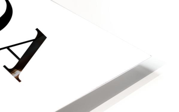 Prada Marfa Mileage HD Sublimation Metal print