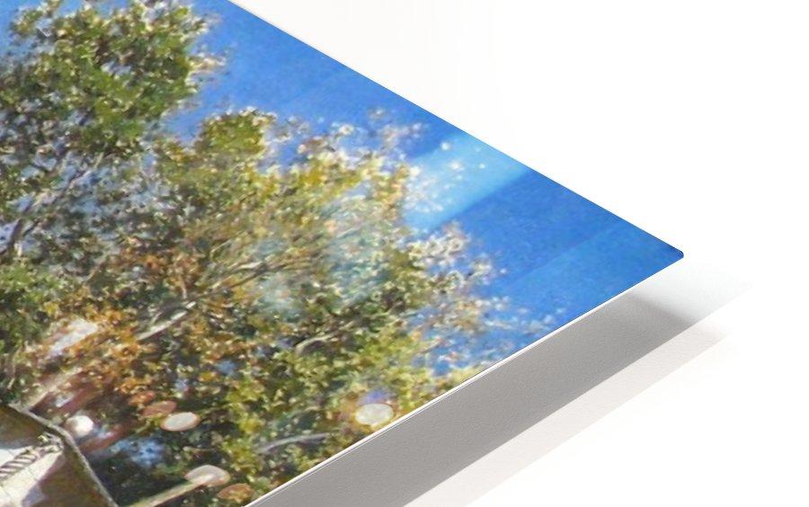 Canale San Giuseppe, Venezia HD Sublimation Metal print