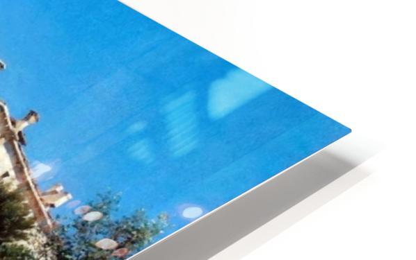 Palazo Cavalli-Franchetti, Venezia HD Sublimation Metal print