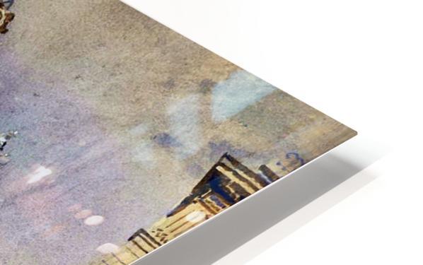 The Bridge of Sighs, Venice HD Sublimation Metal print