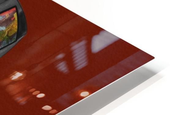 Iron Man HD Sublimation Metal print
