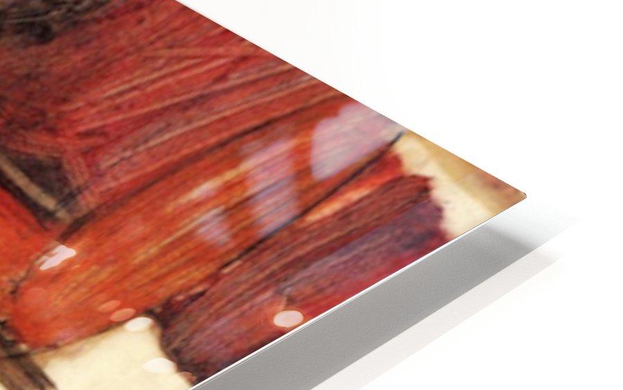 Modigliani - Caryatid -5- HD Sublimation Metal print