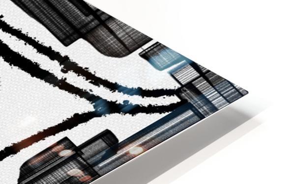 The Eye HD Sublimation Metal print