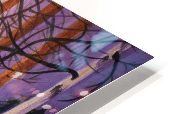Tanglewood.1 HD Sublimation Metal print