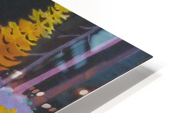 winterwonderland.acrylic HD Sublimation Metal print