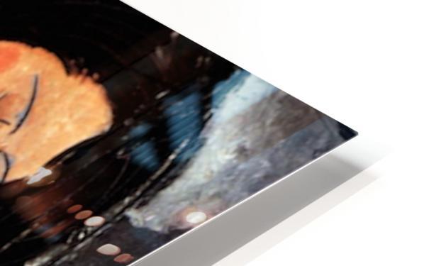 Modigliani - Nude female HD Sublimation Metal print