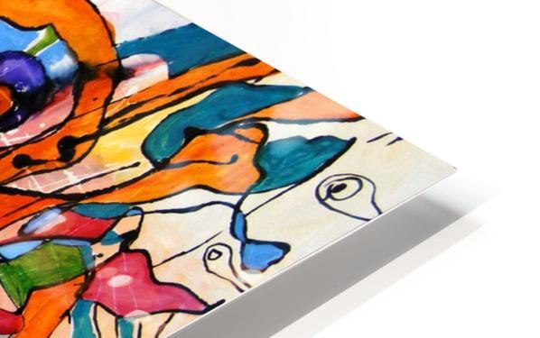 geana pamantului HD Sublimation Metal print