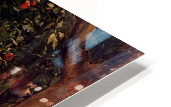 Bajo los Naranjos HD Sublimation Metal print