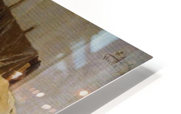 Autorretrato HD Sublimation Metal print