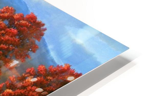 Autumns Glory HD Sublimation Metal print