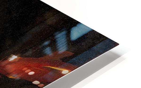 Koi HD Sublimation Metal print
