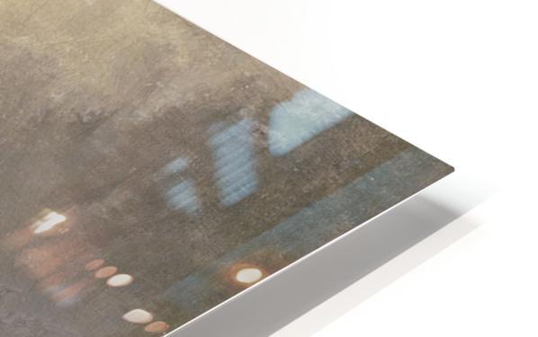 Skandinavische Landschaft HD Sublimation Metal print