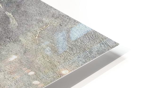 Stormy North Sea HD Sublimation Metal print