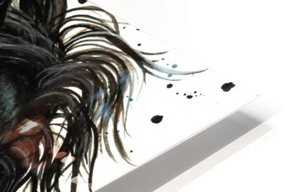 Spirit Horse  HD Sublimation Metal print
