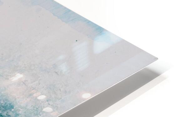 Collection WAVES-Barrel Impression de sublimation métal HD