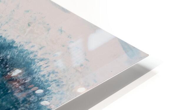 Collection WAVES-Current Impression de sublimation métal HD
