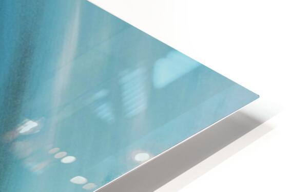 Collection WAVES-Turtle Impression de sublimation métal HD