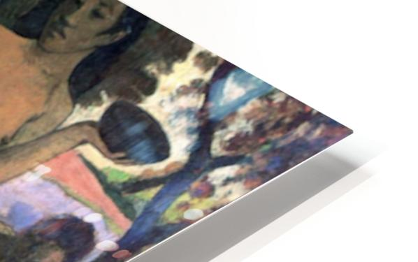 Nava Nava Mehana by Gauguin HD Sublimation Metal print