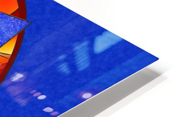 Dysitron V2 HD Sublimation Metal print