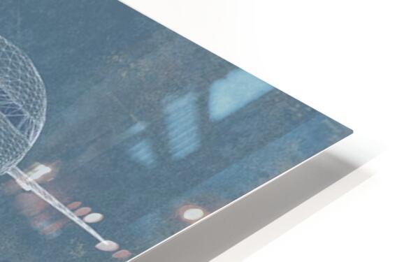 777 HD Sublimation Metal print