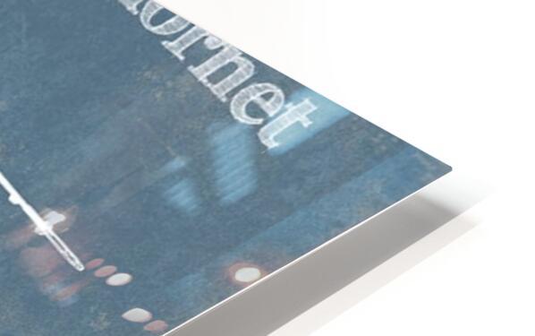 fa18 HD Sublimation Metal print
