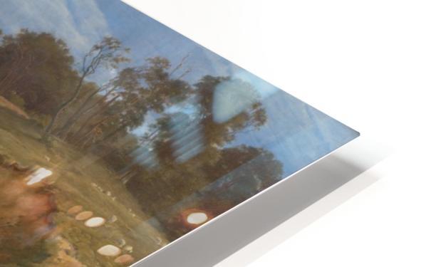 A Danish Coast HD Sublimation Metal print