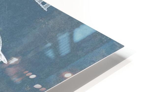 harrierII HD Sublimation Metal print