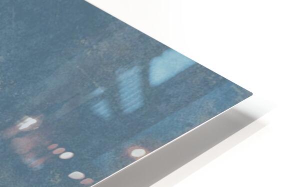 mig29a HD Sublimation Metal print