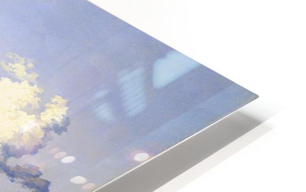 Landskab ved Arreso HD Sublimation Metal print
