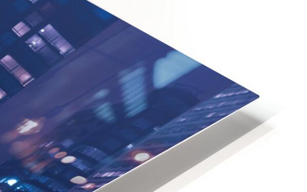 The Future Awaits HD Sublimation Metal print
