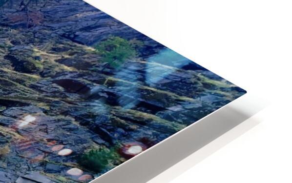 Wenatchee River  HD Sublimation Metal print