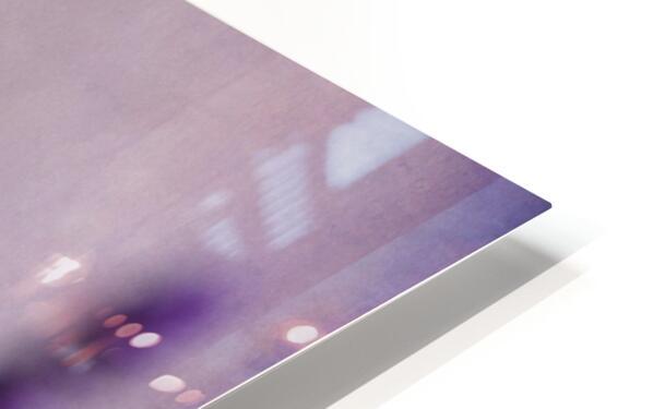 Lavender HD Sublimation Metal print