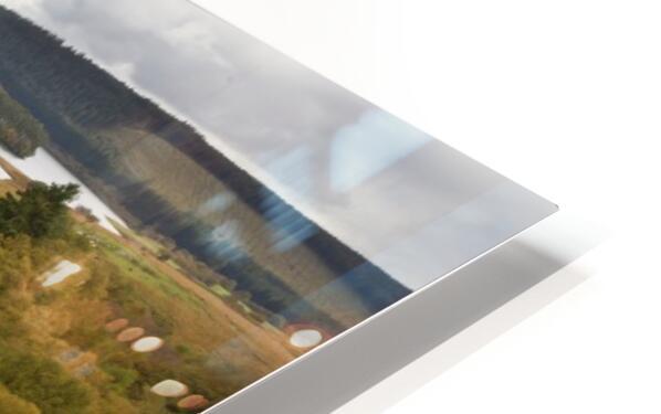 Craig Goch dam HD Sublimation Metal print