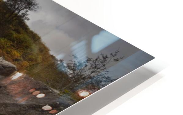 Elan valley watercourse HD Sublimation Metal print