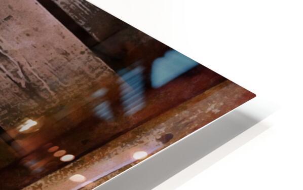 Butternut Squash Sale Display HD Sublimation Metal print